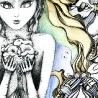 Коробкова Анастасия. Серия «Алиса в стране чудес» (фрагмент)