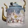 Калюжная О. «Старый чайник. Картинки прошлого»