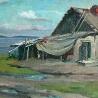 Старовойтов В.Н. «Рыбацкий домик»