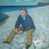 Евгений Корж. «Портрет художника В.М. Шлихта в Сидеми»