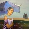 Лилия Зинатулина. «Похищение Европы»
