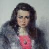 Валентин Чеботарёв. «Женский портрет»