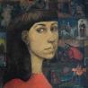 Лидия Козьмина. «Портрет с картинками»