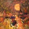 Евгения Дриго. «Восход луны»