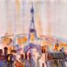 Евгения Дриго. «Крыши Парижа»