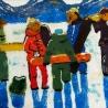 Мария Карбовская. «Сноубордисты» (3 курс)