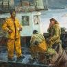 Топчий И.Л. Дипломная работа: «Перед выходом в море»
