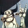 Жак Рапманд | Jak Rapmund. «The bulls horns»