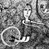 Катя Гофайс. «Гимнастический зал» (9 лет)