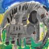 Костя Горновой. «Слоны» (6 лет)