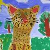 Маша Воронова. «Леопард родился» (7 лет)