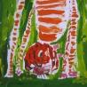 Вита Блящук. «Тигр» (5 лет)