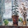 Виктория Косенко. «Натюрморт на окне»