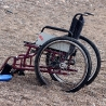 Из архивов владивостокской общественной организации инвалидов-спинальников  «Ковчег»