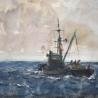 Тимофей Кушнарёв. «В море»