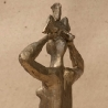 Валерий Ненаживин. «Женщина с птицей»