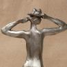 Валерий Ненаживин. «Женщина в шляпке»