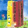 Бартулева А. (6 лет) «Компактный домик»