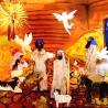Полина Пустовая (11 лет). «Рождение Христа». 1-е место, декор
