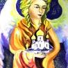 Максим Дао (12 лет). «Ангел-хранитель». Поощрительный приз
