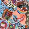 Екатерина Александрова (11 лет). «Автопортрет в стиле Пикассо»