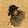 Неизвестный художник. «Портрет Наполеона»