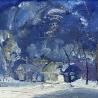 Тимофеев Н.М. «Зимний пейзаж»