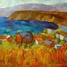 Архипова Е. «Осень в Приисковом»
