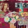 Ганин В. «Испанский натюрморт в стиле граффити»