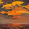 Шебеко Кирилл. «Вечер на море»
