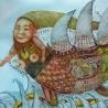 Лидия Козьмина. «Земля и вода»