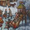 Лидия Козьмина. «Зима»